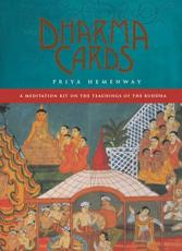 Dharma Cards: A Meditation Kit on the Teachings of the Buddha [With 36 Illustrated Cards]