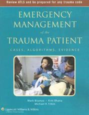 Emergency Management of the Trauma Patient