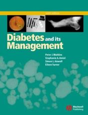 Diabetes and Its Management