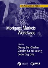 Mortgage Markets Worldwide