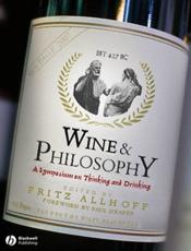 Wine and Philosophy at Blackwells Bookstore, UK