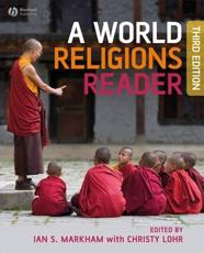 ISBN: 9781405171090 - A World Religions Reader