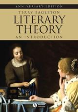 ISBN: 9781405179218 - Literary Theory