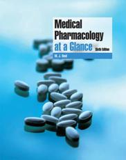 ISBN: 9781405181976 - Medical Pharmacology at a Glance
