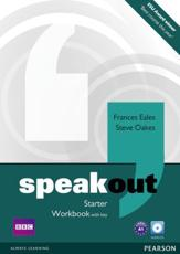 ISBN: 9781408259535 - Speakout Starter Workbook with Key and Audio CD Pack