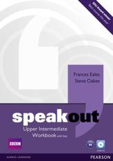 ISBN: 9781408259559 - Speakout Upper Intermediate Workbook with Key and Audio CD Pack