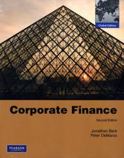 ISBN: 9781408283332 - Corporate Finance with MyFinanceLab