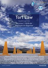 ISBN: 9781408295731 - Tort Law MyLawChamber Premium Pack