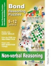 ISBN: 9781408504062 - Bond Reasoning Puzzles - Non-Verbal Reasoning