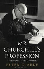 ISBN: 9781408818879 - Mr Churchill's Profession