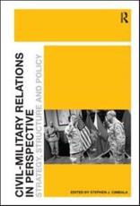 ISBN: 9781409429784 - Civil-military Relations in Perspective
