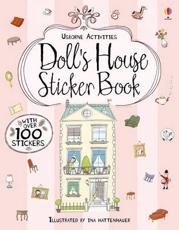 ISBN: 9781409520443 - Doll's House Sticker Book