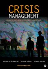 ISBN: 9781412991681 - Crisis Management