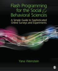 ISBN: 9781412996358 - Flash Programming for the Social & Behavioral Sciences