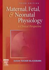 Maternal, Fetal, and Neonatal Physiology