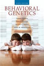 ISBN: 9781429242158 - Behavioral Genetics