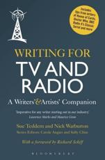 Writing for TV and Radio at Blackwells Bookstore, UK