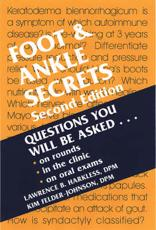 ISBN: 9781560534365 - Foot and Ankle Secrets