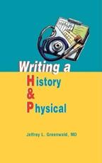 Writing a History and Physical
