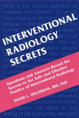 Interventional Radiology Secrets