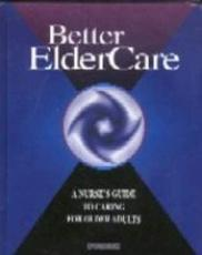 Better Elder Care