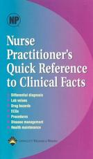 Nurse Practitioner's Quick Reference to Clinical Facts