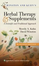 Winston & Kuhn's Herbal Therapy & Supplements: A Scientific and Traditional Approach