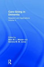 Care-Giving in Dementia (v. 3)