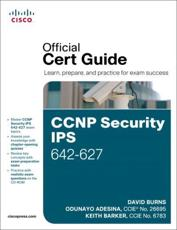 ISBN: 9781587142550 - CCNP Security IPS 642-627 Official Cert Guide