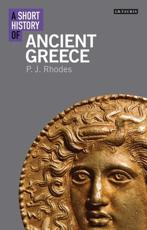 ISBN: 9781780765945 - A Short History of Ancient Greece