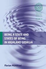 Books Being a State and States of Being in Highland Georgia