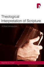 ISBN: 9781842276860 - Theological Interpretation