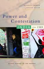 Power and Contestation: India Since 1989
