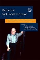 Dementia and Social Inclusion