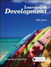 ISBN: 9781843982166 - Learning and Development