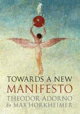 ISBN: 9781844678198 - Towards a New Manifesto