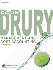 ISBN: 9781844805662 - Management and Cost Accounting