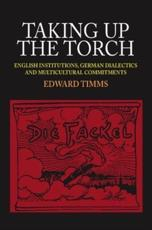 ISBN: 9781845193850 - Taking Up the Torch