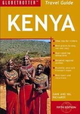 Kenya Travel Pack [With Pull Out Travel Map]