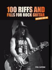 ISBN: 9781845434328 - 100 Riffs & Fills for Rock Guitar