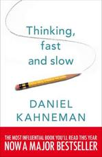 ISBN: 9781846140556 - Thinking Fast and Slow