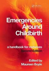 ISBN: 9781846193361 - Emergencies Around Childbirth