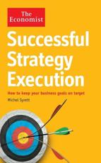 ISBN: 9781846686054 - Successful Strategy Execution