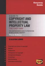 A Guide to Copyright and Intellectual Property Law