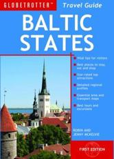 Baltic States Travel Pack [With Travel Map]
