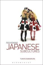 ISBN: 9781847889478 - Fashioning Japanese Subcultures