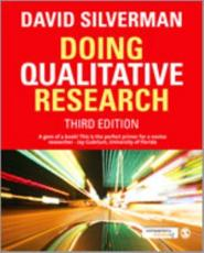ISBN: 9781848600348 - Doing Qualitative Research