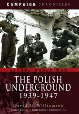 ISBN: 9781848842816 - The Polish Underground 1939-1947