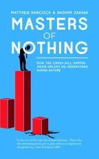 ISBN: 9781849541435 - Masters of Nothing