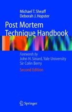 Post Mortem Technique Handbook